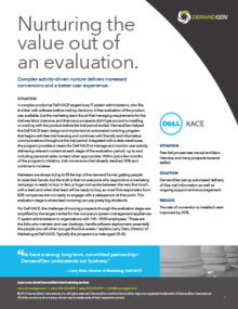 DemandGen Dell KACE case study