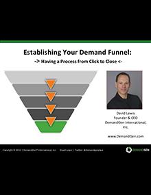 demandgen presentation demand funnel