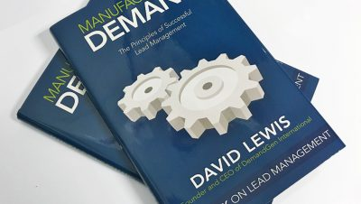 Get the #1 book on lead management - FREE