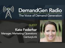 DemandGen Radio: The Value of Sales and Marketing Alignment