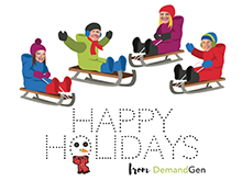 DemandGen Wishes You A Happy Holiday!