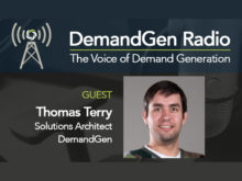 DemandGen Radio: Marketing Automation Adoption Trends & Insights
