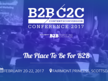 Join Us at the 2017 B2B Content 2 Conversion Conference