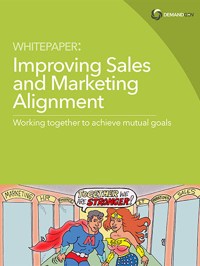 Improving Sales and Marketing Alignment