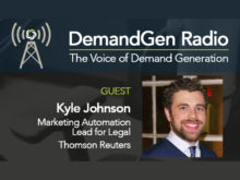 DemandGen Radio: The Life of a Marketing Automation Manager