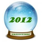 2012 Predictions Snowglobe