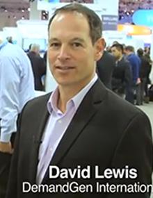 DemandGen David Lewis on Marketing Automation