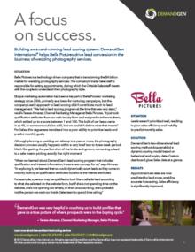 DemandGen Bella client case study