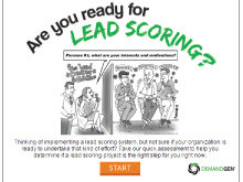 Are You Ready For Lead Scoring?