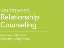 Whitepaper: How to Improve Sales and Marketing Alignment