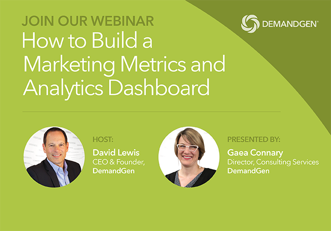 How to Build a Marketing Metrics and Analytics Dashboard 672x469