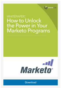 DemandGen Marketo Power Whitepaper