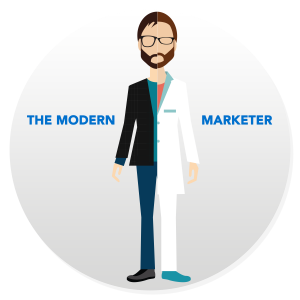 Transforming Yourself into a Modern Marketer Image