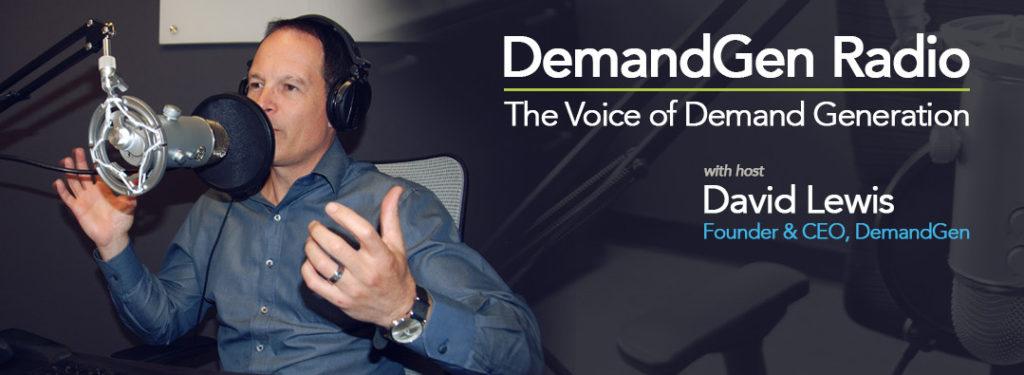 DemandGenRadioBanner