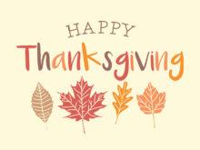 Happy Thanksgiving From DemandGen To You