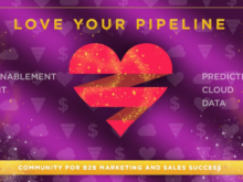 Don't miss our exclusive Love Your Pipeline Event