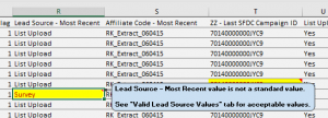 Upload Your CRM/MAP Contacts - List Validator_Example 4