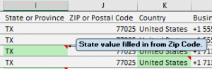 Upload Your CRM/MAP Contacts - List Validator_Example 5