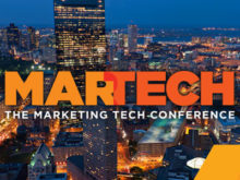 Join Us at The MarTech Conference in San Francisco!