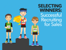Selecting Winners: Successful Recruiting for Sales