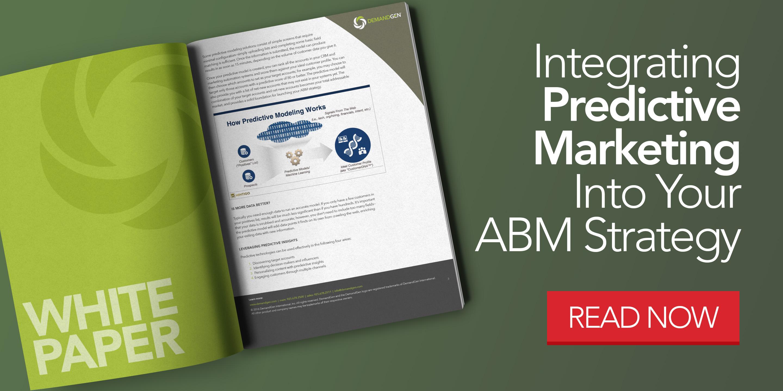 DemandGen ABM Predictive