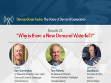 DemandGen Radio SiriusDecisions new waterfall