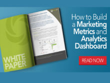 Prove Your Success: Build a Marketing Analytics Dashboard