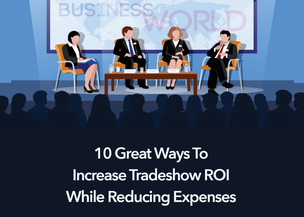 10 Great Ways to Increase Trade Show ROI_Image 1