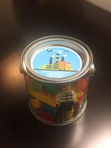 10 Great Ways to Increase Tradeshow ROI_Demand Factory Lego Kits Image 3