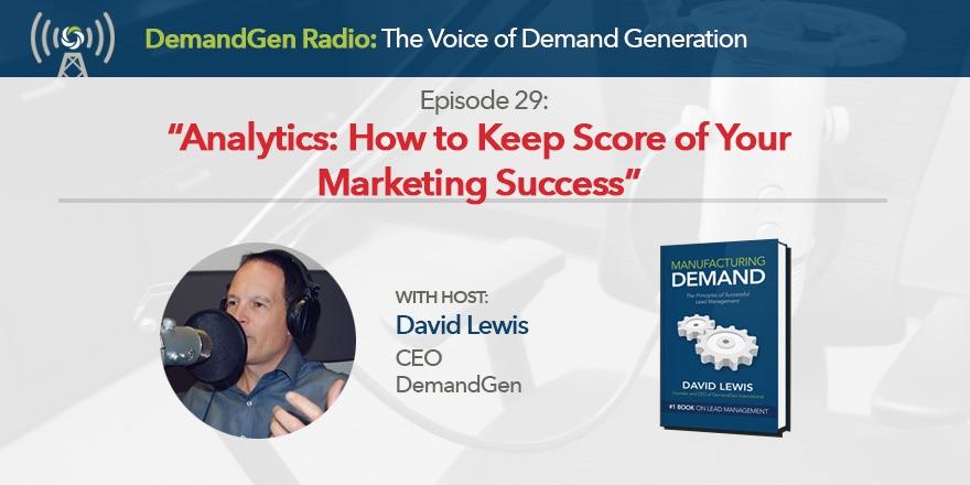DemandGen-Radio-David-Lewis-Analytics
