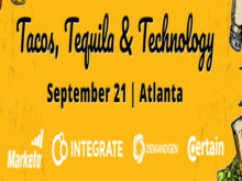 Meet DemandGen at Buckhead's Bartaco for a VIP MarTech Mixer