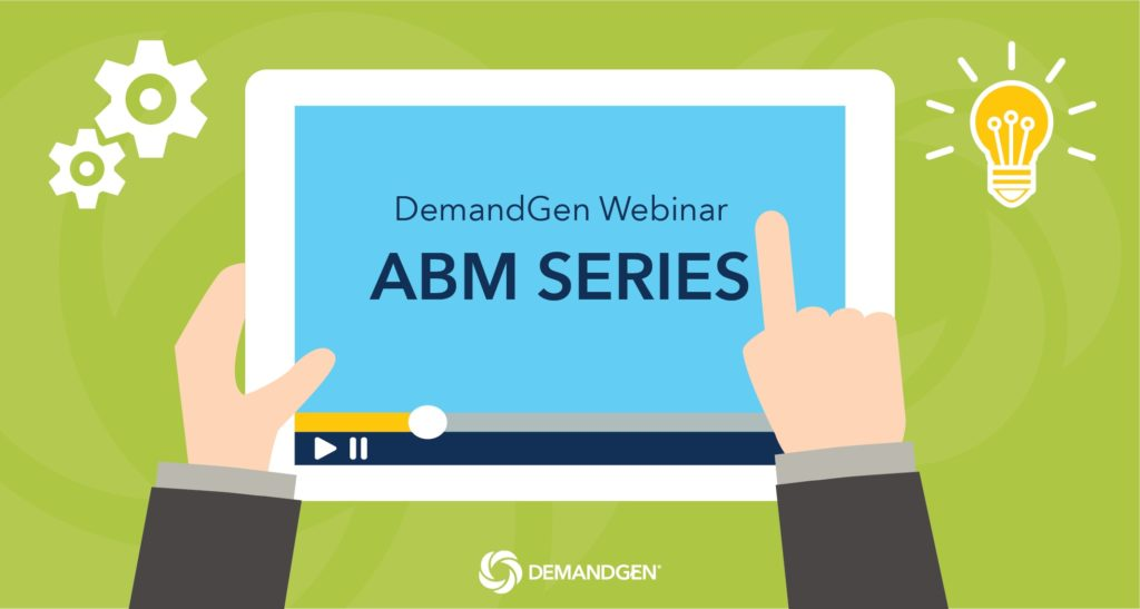 DemandGen Webinar Series | DemandGen Blog