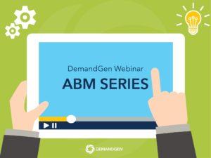 DemandGen Webinar Series | DemandGen Blog