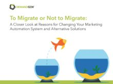 To Migrate or Not to Migrate: Considerations for Switching Marketing Automation Platforms