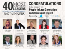 DemandGen CEO David Lewis Among Most Inspiring Leaders of 2017