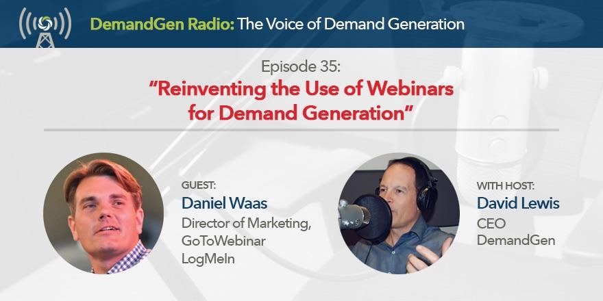 Daniel Waas DemandGen Radio David Lewis