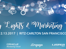 Join DemandGen at Holiday Lights & Marketing Insights!