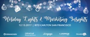 Holiday Lights & Marketing Insights | DemandGen Events