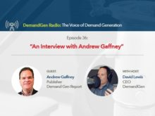 DemandGen Radio | David Lewis and Andrew Gaffney_Feat