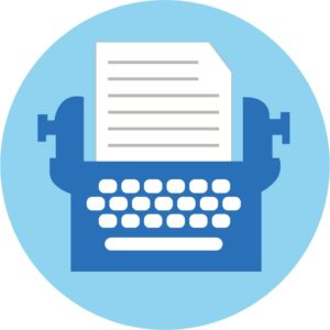 Text Emails: The Black Sheep of the Email Marketing World - typewriter image