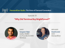 DemandGen Radio: Why Did Terminus Buy BrightFunnel?
