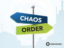 5 Steps to Eliminate Marketing Chaos