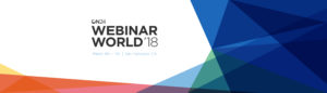 Webinar World | DemandGen Blog _ ON24 promo