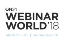 Meet DemandGen at Webinar World for Free Consultations on Building Demand Gen Strategies
