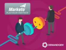 DemandGen Named Platinum Partner and Finalist for Digital Services Partner of the Year by Marketo®
