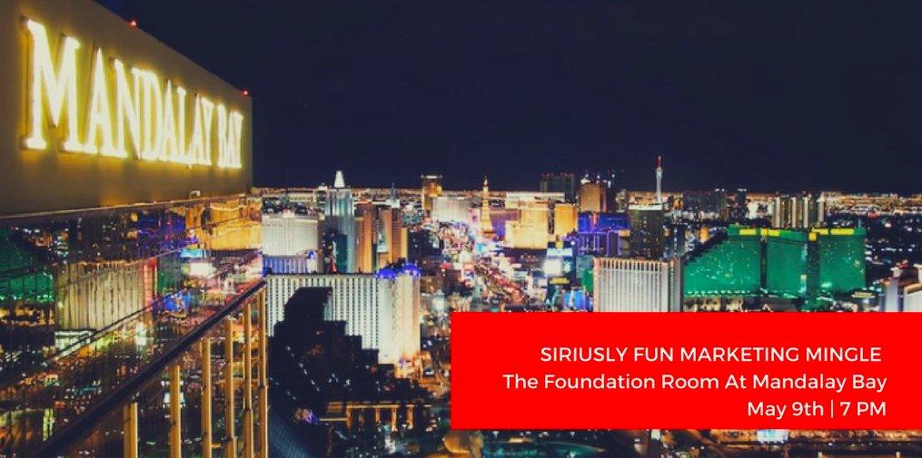 "Join DemandGen for Oracle's ""Siriusly"" Fun Marketing Mingle!"