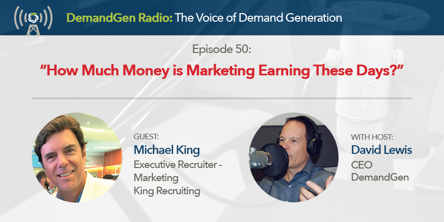 Michael-King-DemandGen-Radio-David-Lewis