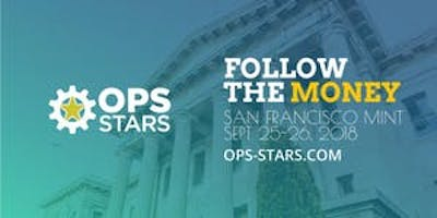 Want to Master Sales and Marketing Ops? Register for Ops-Stars 2018!