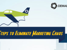 Eliminate Marketing Chaos with These 5 Steps [Infographic]