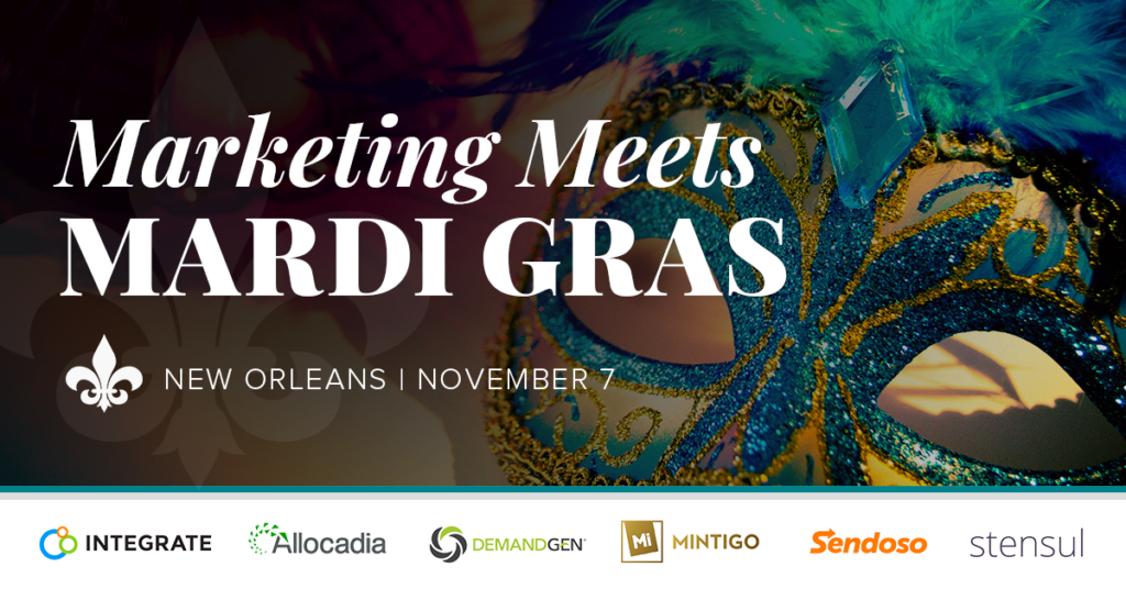 Mardi Gras Marketing Event | DemandGen Blog